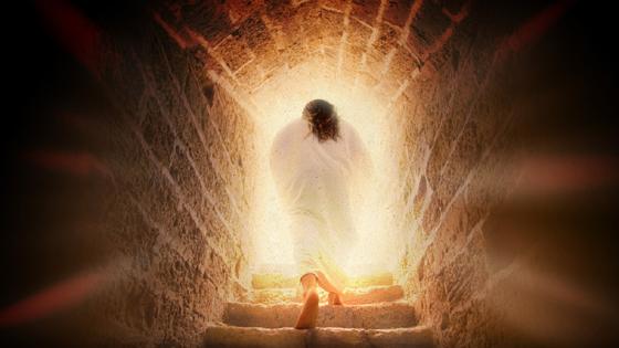 Lettre à une mère qui a perdu son enfant dans La MORT resurrection-tombeau-small