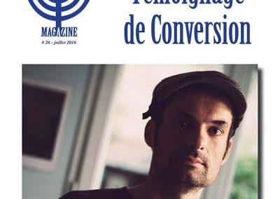 Yannick, témoignage de conversion