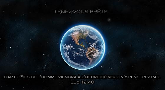 Les signes de l'imminence de la fin des temps – Le Messie revient – Trailer 03