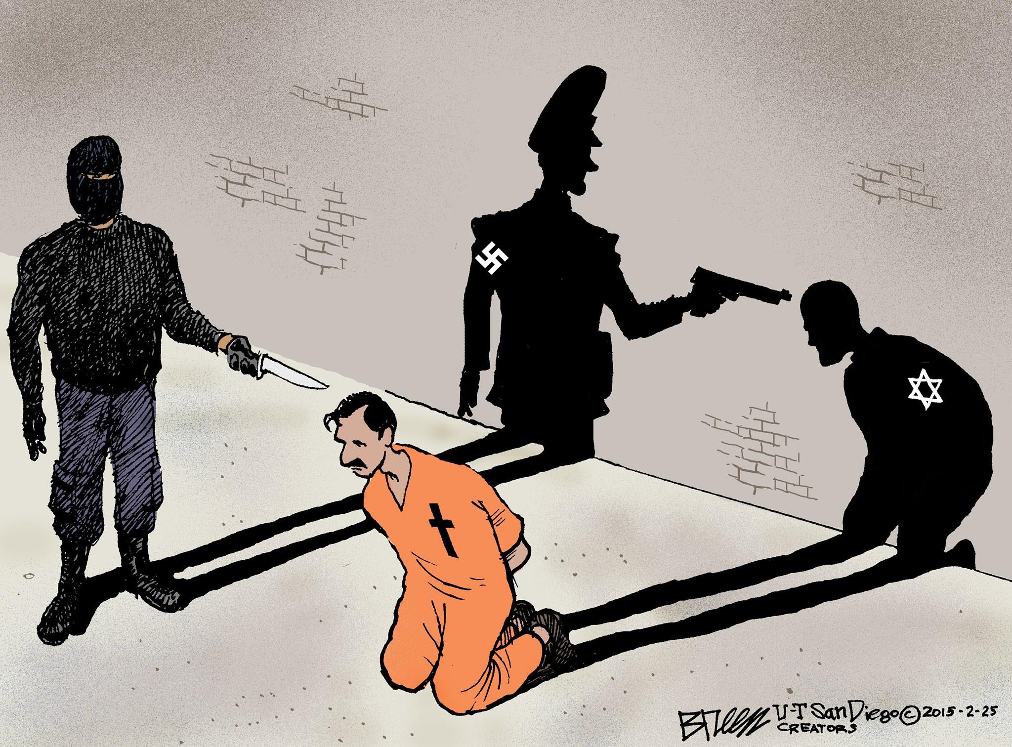Le conflit israélo-palestinien disséqué – Partie 8 – Le Nouveau Nazisme  Planétaire de la Fin des Temps | ce que l'islam vous cache