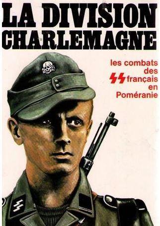 division ss charlemagne france nazi