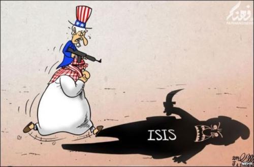 isis daesh etats unis arabie saoudite