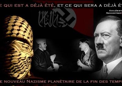 Le Nouveau Nazisme Planétaire de la Fin des Temps et les attentats de Bruxelles – Pourim/Bruxelles 2016