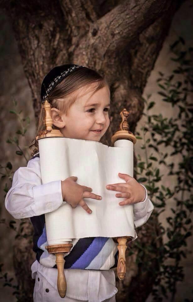 enfant torah sage dieu israel