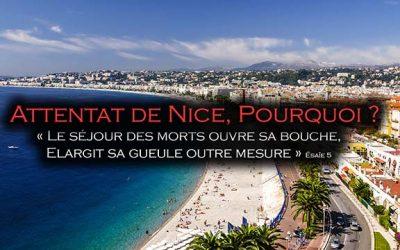 Attentat de Nice du 14 juillet : les causes et les origines du carnage