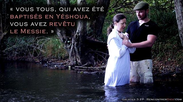 Aurélie, Témoignage de conversion + baptême : comment Dieu s'est révélé à elle