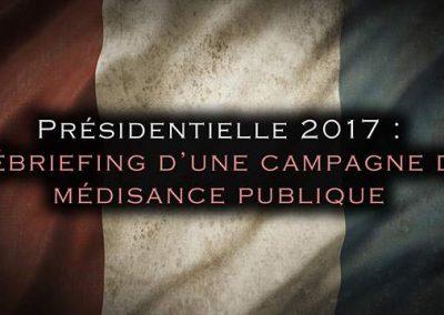 Présidentielle 2017: les médisances sur le président et le gouvernement nous détruiront !