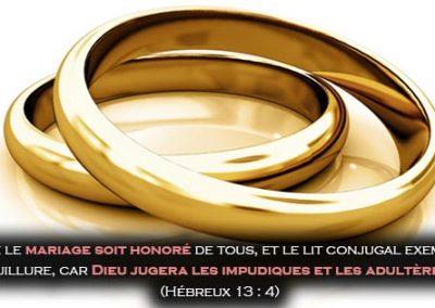 Scandale : la promotion de l'adultère et de la débauche en plein Paris !