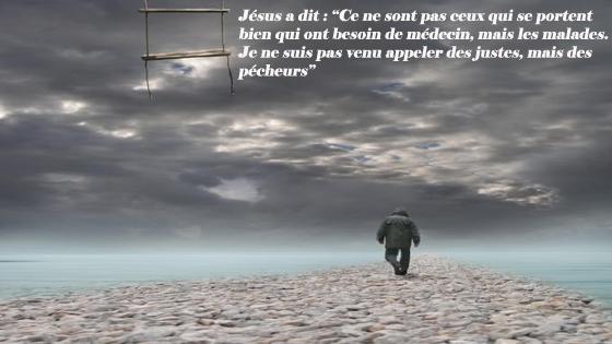 André : Truand et braqueur de banques, il est visité par Dieu dans sa cellule de prison après l'avoir provoqué