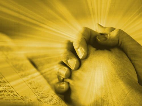 prayer god