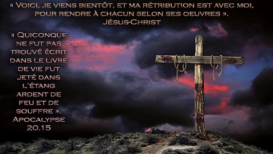 L'Évangile à la lumière de l'incontournable réalité du Péché, de l'Enfer, du Jugement et de la Colère de Dieu à venir.