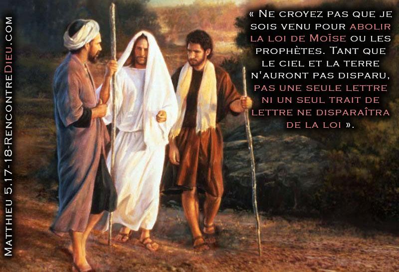 Yeshua matthieu 5.17-18