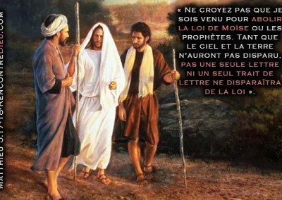 Christ est-il la Fin de la Loi ?