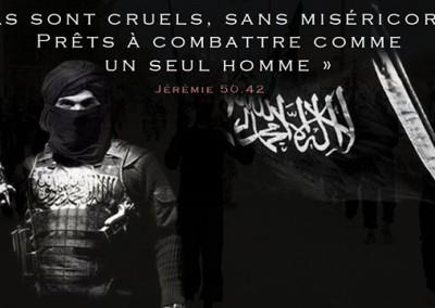 Alerte Daesh, Etat Islamique : Prophétie sur la montée de l'Islam radical