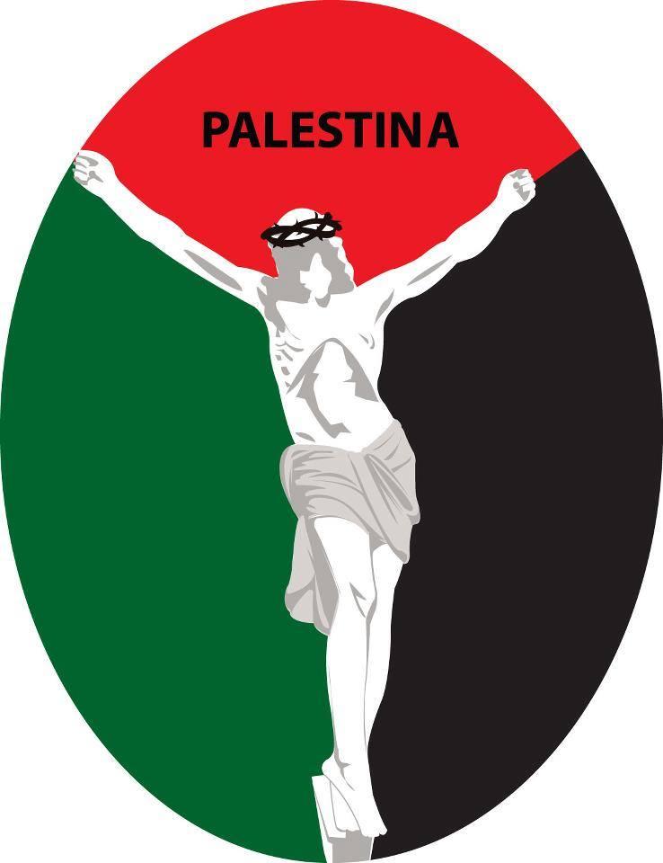jesus palestinien
