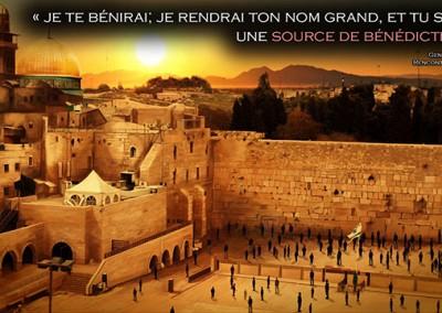 Israël : la bénédiction pour les nations ou le suicide du monde entier par le Boycott ? – Paracha Lekh Lekha
