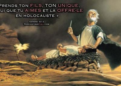 Le Messie, Fils unique du Dieu unique selon La Torah et les sages d'Israël – Vayera