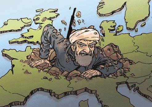 Ishmael islam fin des temps bible MOD