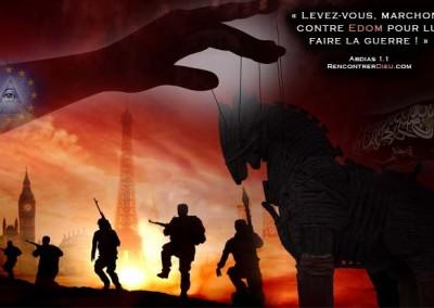 L'origine et Les vrais responsables des attentats de Paris dévoilés dans la Torah d'Israël – Paracha Toldot