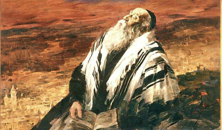 Juif comme chrétien dans la repentance et l'obéissance à la loi de Dieu