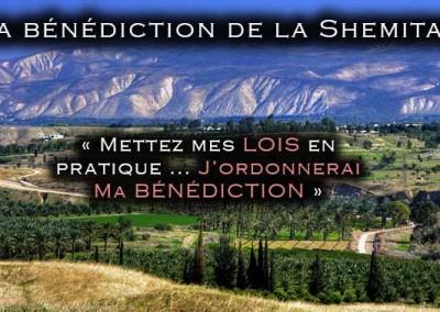 Expérimenter la véritable bénédiction de Dieu avec Le miracle de la shemitah – Paracha Behar
