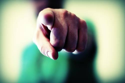 doigt-accusateur