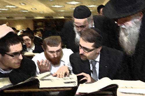 yeshiva talmud yeshoua israel mod
