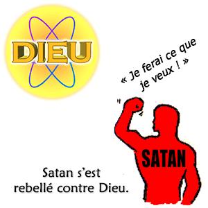 satan rebelle mepris torah loi