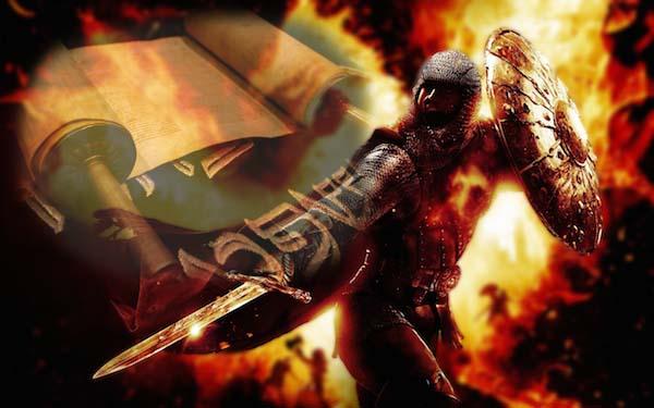 Guerre-spirituelle Torah arme