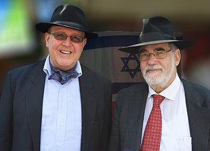 Luc henrist et rabbin bruxelles