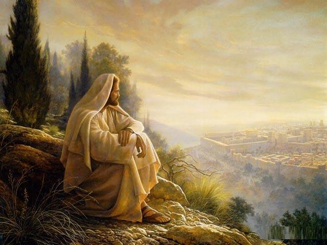 jesus yeshoua jerusalem