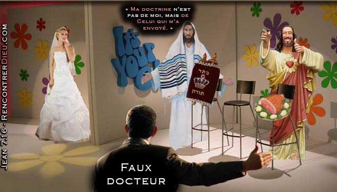 vrai Yeshoua et faux jesus French final