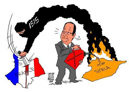 daesh occident guerre