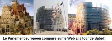 parlement eureopene babel