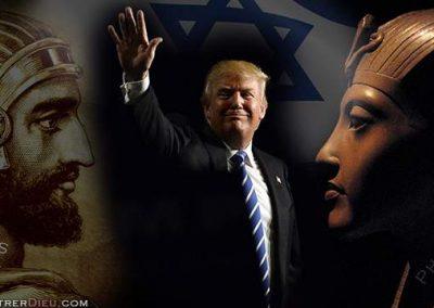 Donald Trump face à Israël : nouveau Cyrus ou mauvais Pharaon ? – Paracha Shemot