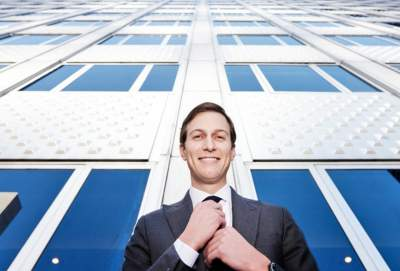 Le secret de Jared Kushner et Donald Trump