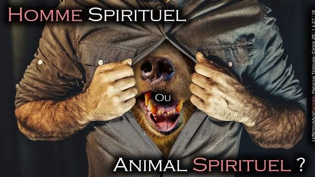 Homme Spirituel ou Animal Spirituel ? Le test par la dîme et les offrandes