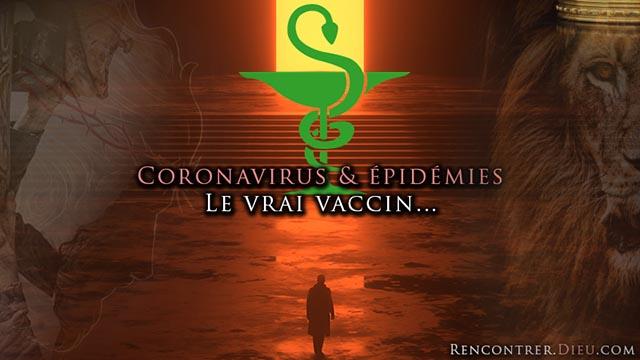 Coronavirus et épidémies : Le Vaccin de Dieu (Paracha Bechalah – Part II)