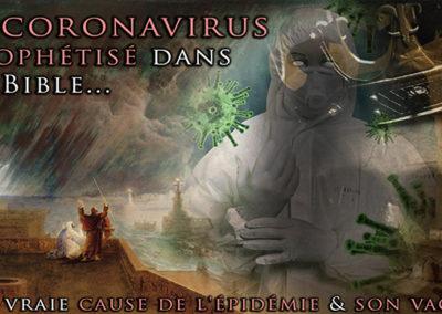 Le coronavirus prophétisé dans la Bible : cause profonde de l'épidémie et son vaccin (Paracha Bo)